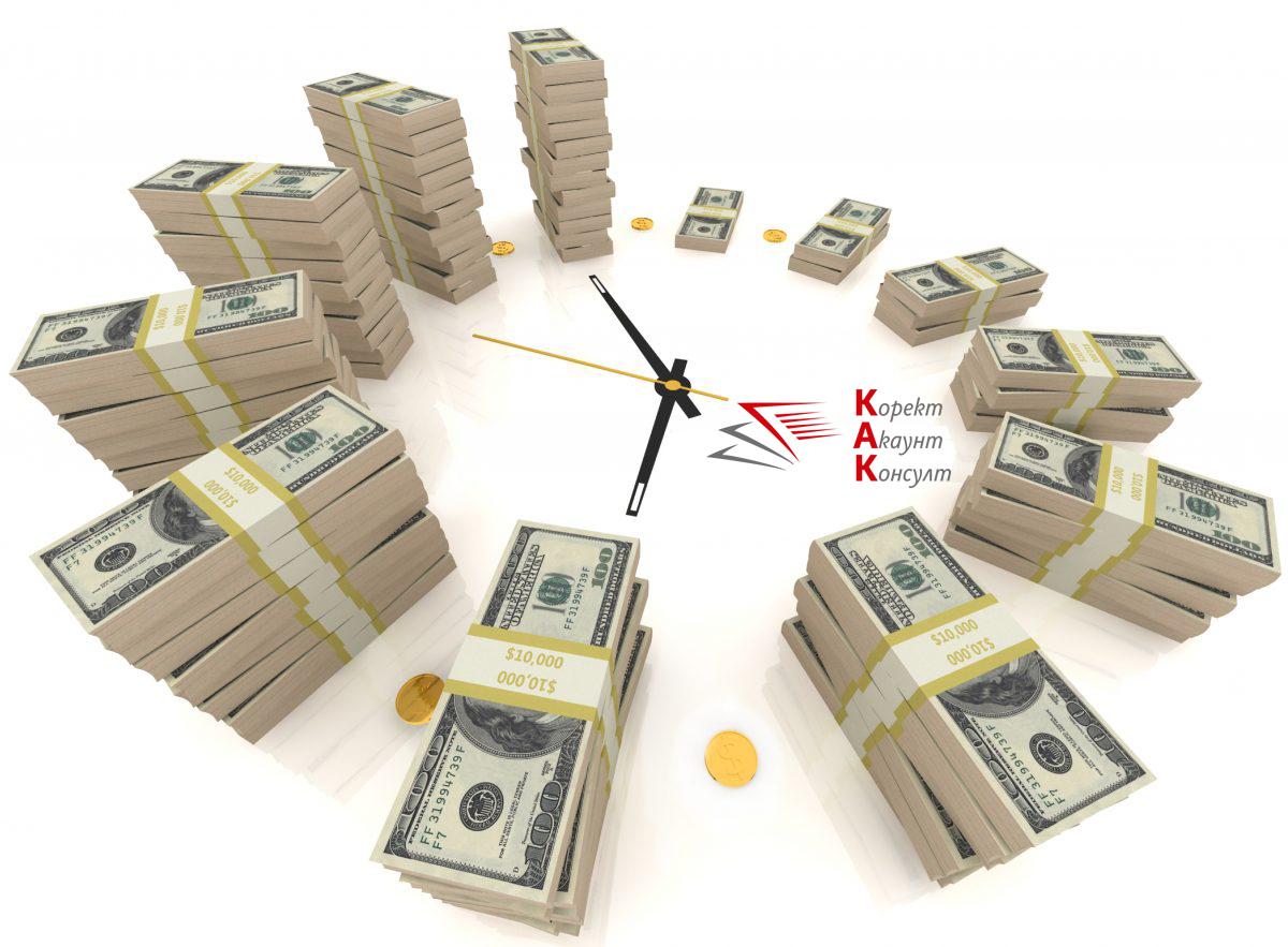 ДДС при неустойка за просрочено плащане