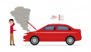Корекция на данъчен кредит прищета на превозно средство