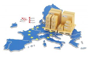 Продажби на територията на друга държава членка
