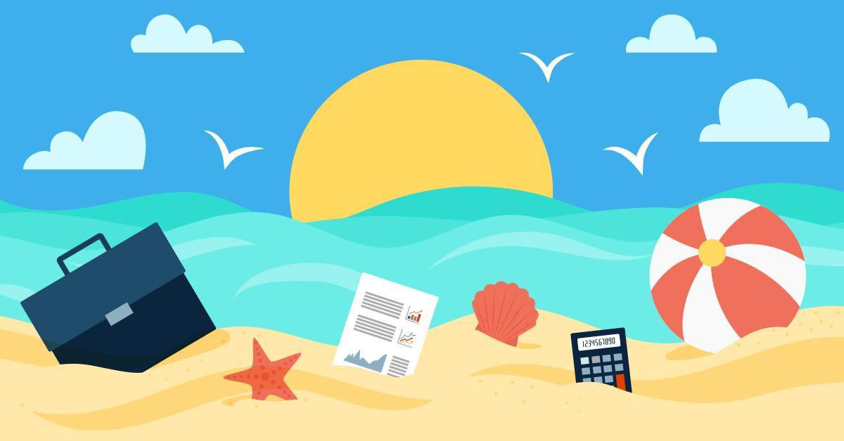Отчитане на провизии за неизползвани отпуски