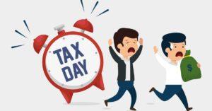 корпоративен авансов данък печалба