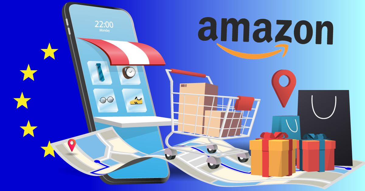 Продажби чрез Амазон на територията на ЕС