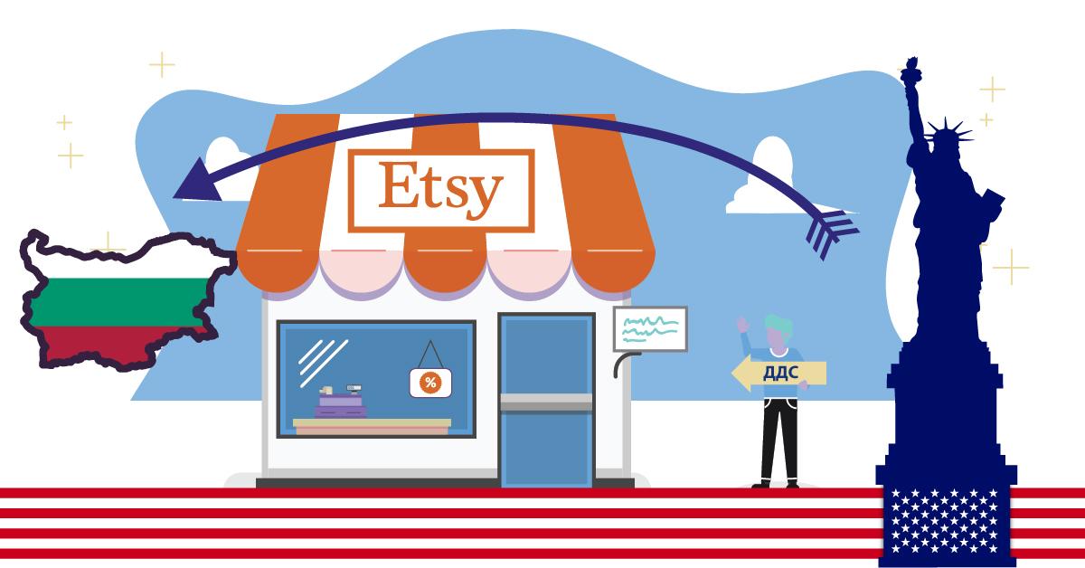 онлайн търговия на територията на трета страна