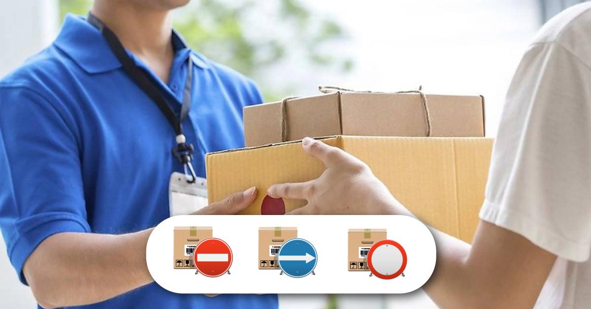 Информация за пощенски и куриерски пратки – предстоящо от 01.07.2021 г.