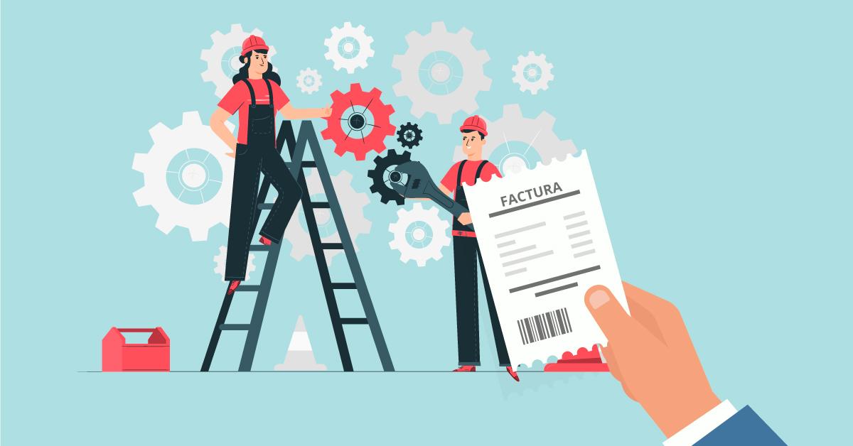 Префактуриране на разходи за ремонт на оборудване