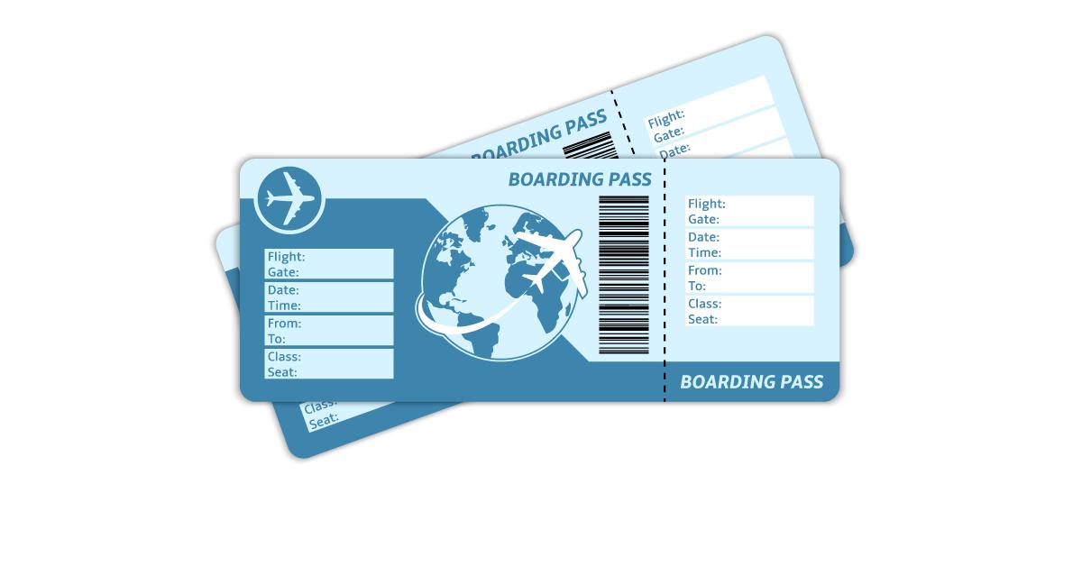 префактуриране на самолетни билети