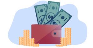 плащане в брой по догово за управление и контрол