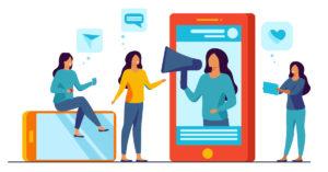 информационна кампания за онлайн търговци